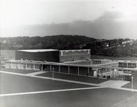 Hughes Memorial Gymnasium (1958-1960s) #1