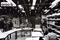 Model Secondary School for the Deaf -- Old -- Interior (1970s) #10