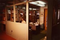 Edward Miner Gallaudet Memorial Library -- Interior (1972-1973) #9