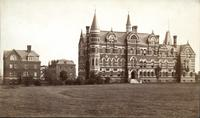 Cabinet Shop Building -- College Hall (1895) #1