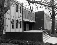 Washburn Arts Building -- (1967-1968) #2