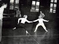 Fencing -- Actions (1957-1958) #1