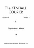 The Kendall Courier, Vol. 39, No. 3
