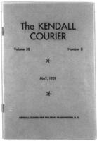 The Kendall Courier, Vol. 38, No. 8