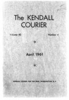 The Kendall Courier, Vol. 40, No. 4