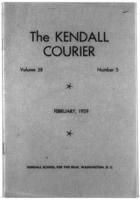 The Kendall Courier, Vol. 38, No. 5