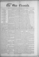 The Ohio Chronicle, Vol. 27, No. 19