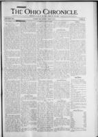 The Ohio Chronicle, Vol. 46, No. 25