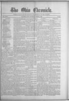 The Ohio Chronicle, Vol. 27, No. 26