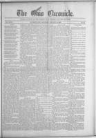 The Ohio Chronicle, Vol. 27, No. 20
