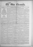 The Ohio Chronicle, Vol. 27, No. 27