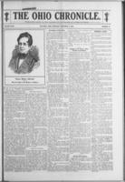 The Ohio Chronicle, Vol. 35, No. 12