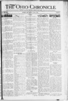 The Ohio Chronicle, Vol. 53, No. 29