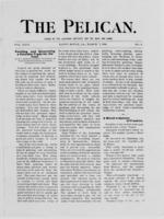 The Pelican, Vol. 23, No. 11
